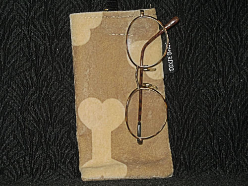 Bones Eyeglass Case
